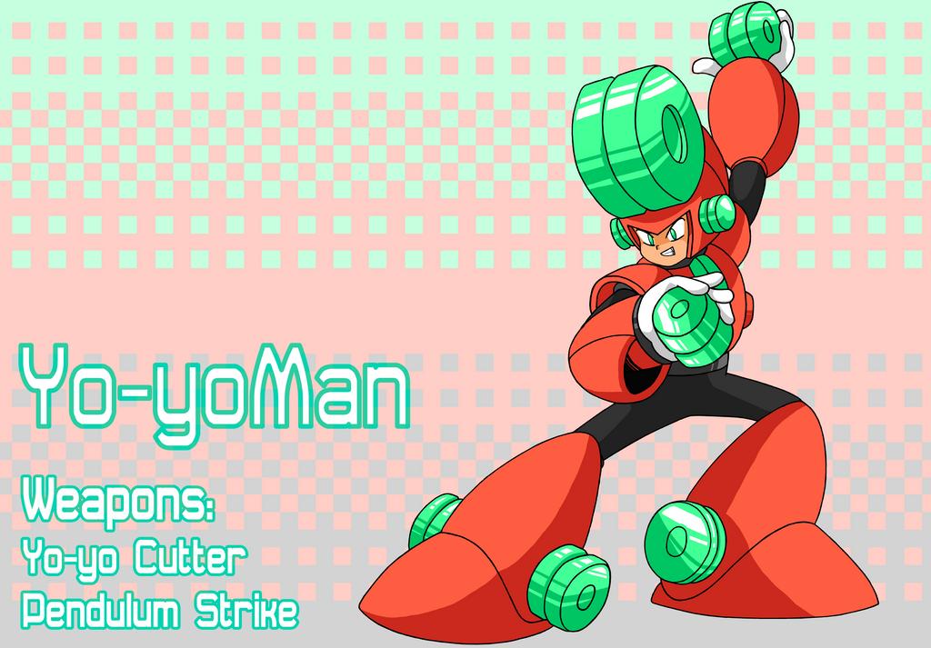 Yo-yoMan by MegaPhilX