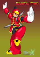 Wushu Man by MegaPhilX