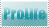ProLife -stamp- by Kako-to-Shourai