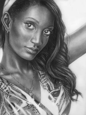 Kaitlyn Portrait by stargate4ever23