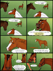 Comic 1 - Diamond is Queen by stargate4ever23