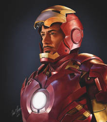 Iron Man by stargate4ever23