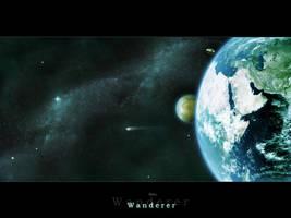 Wanderer by aksu