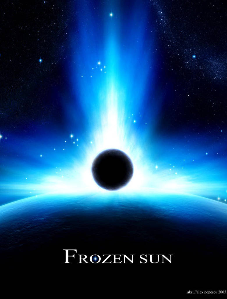 Frozen Sun by aksu