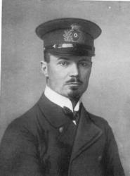 Korvettenkapitan Hermann Ehrhardt by julius1880