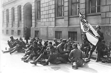 2. Marine brigade Ehrhardt resting/eating by julius1880