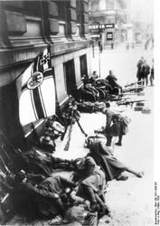 2. Marine Brigade Ehrhardt at rest-Berlin by julius1880