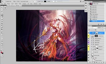 WIP Screen Shot by kidkidkidkid