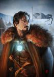 Lord Tony Stark of Winterfell by Khasis Lieb by KhasisLieb