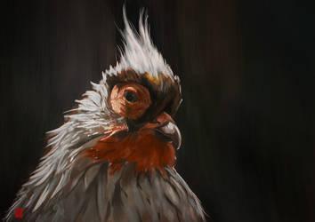 Bird #02 by KhasisLieb