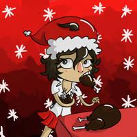 Christmas Owari by DoctorAmy