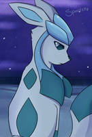 glaceon is gr8 by Sparks710
