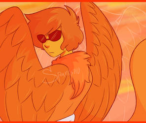 Today I coo, today I caw by Sparks710