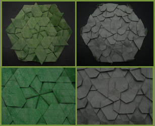 Green Tessellation by brdparker