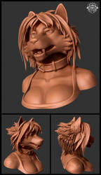 WIP - Spark Bust by chemb0t