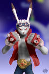 King Kazma - Closeup by chemb0t