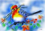 Nest Builder by happytimer