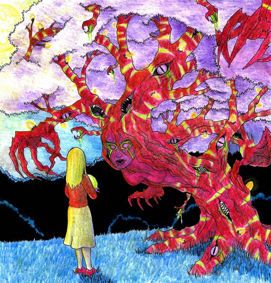 Demonic Tree's Blessing by K-Zet