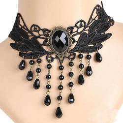 Black Choker by blackstoneca