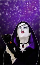 Samhain skies by aldana07