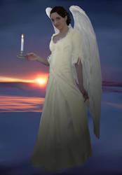 Angel of light by aldana07