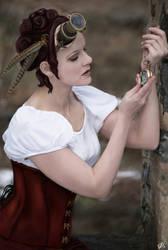 Faerie Catcher by aldana07