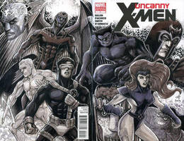 Original X-Men by olybear
