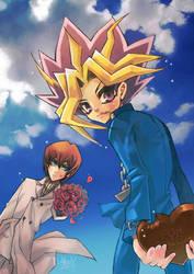 YGO:Valentine2009 by Moondogla