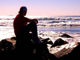 pondering life by birdysplat
