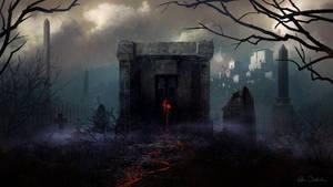 Necropolis Down by Balaskas