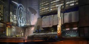 Urbanization by Balaskas