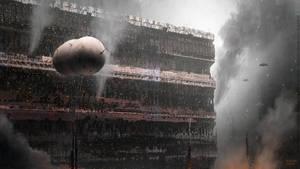 Steam Town Depths by Balaskas