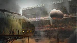 Steamy Depths by Balaskas