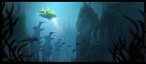 Underwater Interlude by Balaskas