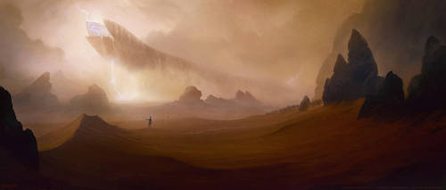 Shai-Hulud, The Maker by Balaskas
