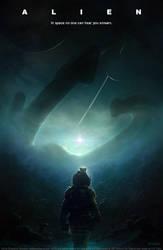 Alien Film Tribute by Balaskas