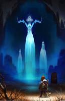 Journey of Anoh: Ancestral Spirits by Balaskas