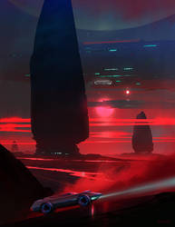 Scenic Byway by Balaskas