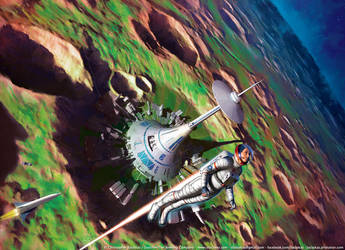 STBC Science is the Art Collection #1 by Balaskas