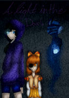 Creepypasta: A Light in the Dark by Nightshinee