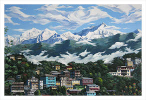 Kalimpong by VeraZowa