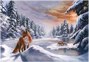 Winter by VeraZowa