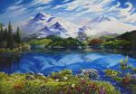 Landscape by VeraZowa