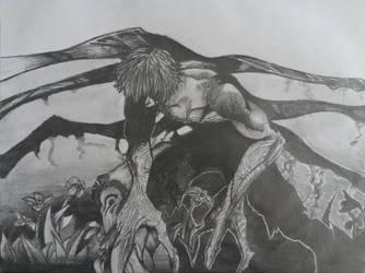 Kaneki  by radioactiveapple17