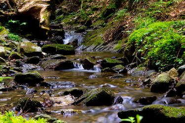 Waterfall by trifelife
