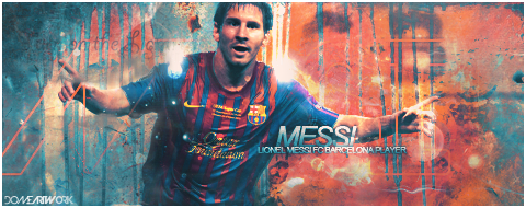 Messi by xDome