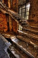 Stairway IIc by ouzo-portokali