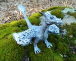 Silver Dragon Alternate Angle by MsMergus