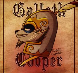 Sir Galleth Cooper by mcaputo123187