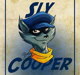 Sly Cooper by mcaputo123187